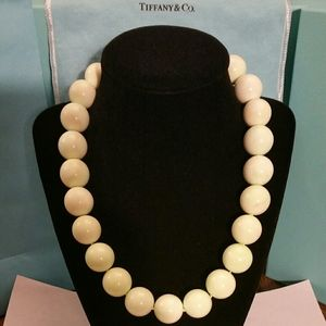Tiffany & Co. Paloma Picasso Chrysoprase Necklace